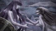 Athena y Pallas mitológicas