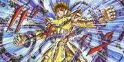 Kaiser destruye los tentaculos del Specter de Gusano