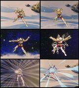 Pegasus ryu sei ken seiya v1
