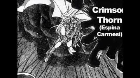 THE LOST CANVAS CD Drama - Albafica Gaiden - PARTE 3 3