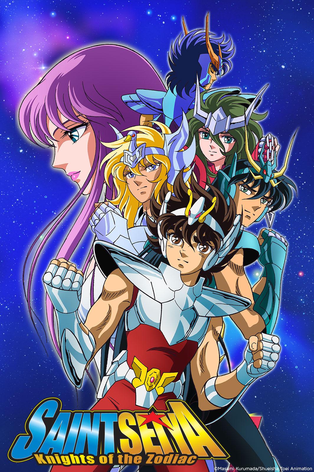 Saint seiya 聖闘士星矢 seinto seiya conocido como los caballeros del zodiaco en países de habla hispana es una serie manga y anime shōnen de gén
