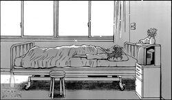 Sho hospitalisada