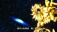 God Cloth de Leo (SoG Ending)