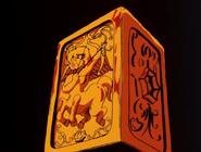Sagittarius Cloth Box