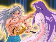 Saga vs Athena 2