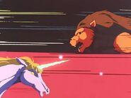 León Menor vs Unicornio