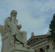 Sócrates Academia de Atenas