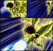 Pegasus ryu sei ken seiya gold v.1