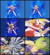 Pegasus ryu sei ken seiya v1,3