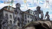 Silver Saints omega cosmos