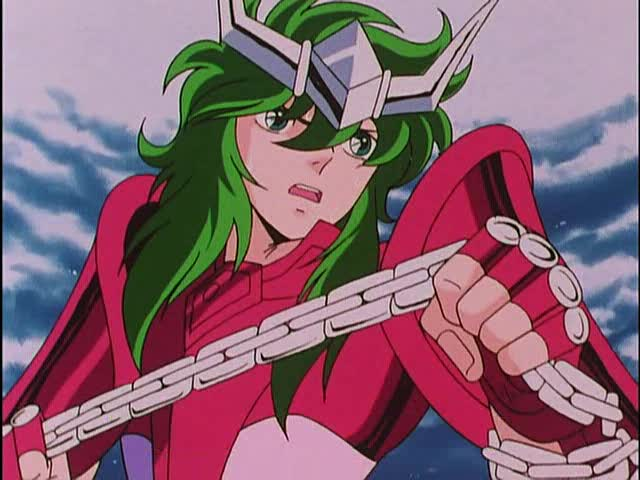 Image result for shun saint seiya
