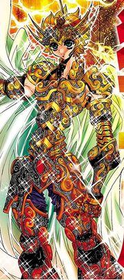 Aiolia Saint Seiya Episode G - Assassin