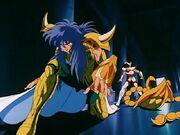 Milo y Seiya
