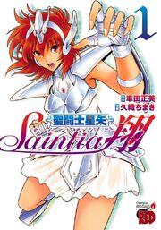 Saint Seiya Saintia Sho Vol 1