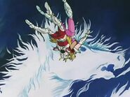 Seiya vs Misty 2