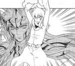 Camus Hyoga Aurora Execution