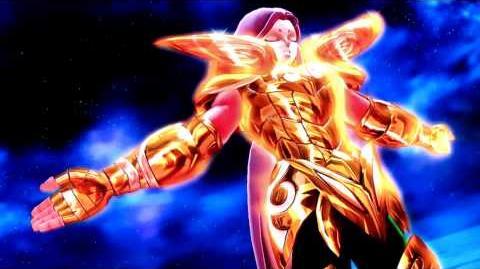Saint Seiya Senki PS3 Aries Mu - Crystal Wall 1080p