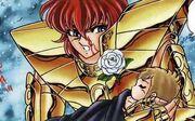 Shijima es herido por la Rosa Sangrienta