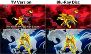 TV vs. Blu-Ray