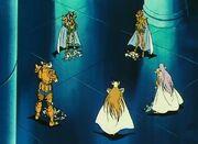 Caballeros de Oro 57
