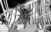 Hades gana la guerra santa