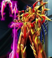 Chronotector Saturn Anime Completo