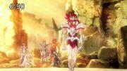 Pegasus legado de Genbu
