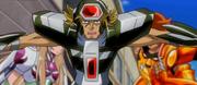 Steel Saint Capitán