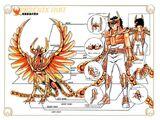 Phoenix Cloth