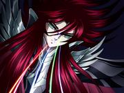 Hades pelo rojo