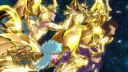 Gold Saints God Cloths - 02