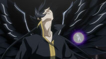 Meiō Hades's Surplice appears