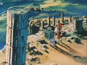 Seiya's farewell
