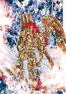 Armure Divine du Verseau (Chaos)