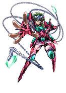 Andromeda Shun -Omega (Manga)-