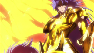 Gemini Saga (Soul of Gold)