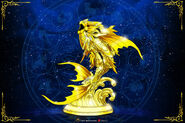 Piscis god cloth soul of gold by saintaldebaran-d8vgvcp