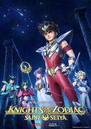 Knights of the Zodiac - Saint Seiya