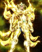 Aioria de Leo God Cloth HD