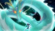 Ryuho despierta el Septimo Sentido