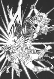 Marin derrota a asterion