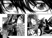 Saint Seiya The Lost Canvas Chapter 202 Alone and Pandora