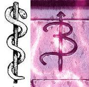 Simbolo de Ofiuco