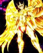 Aiolos de Sagitario God Cloth HD