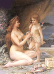 Aphrodite eros myth