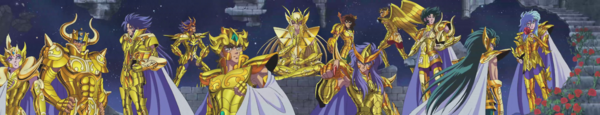 Gold saints ssb