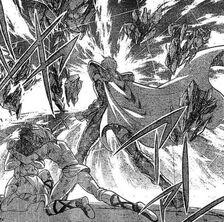 Ilias salva a su hermano