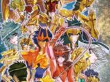 Saint Seiya: Episode.G