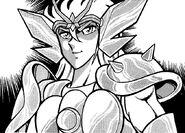 Silver saint Argol Perseo (manga)