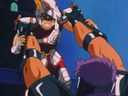 Seiya contre Geki